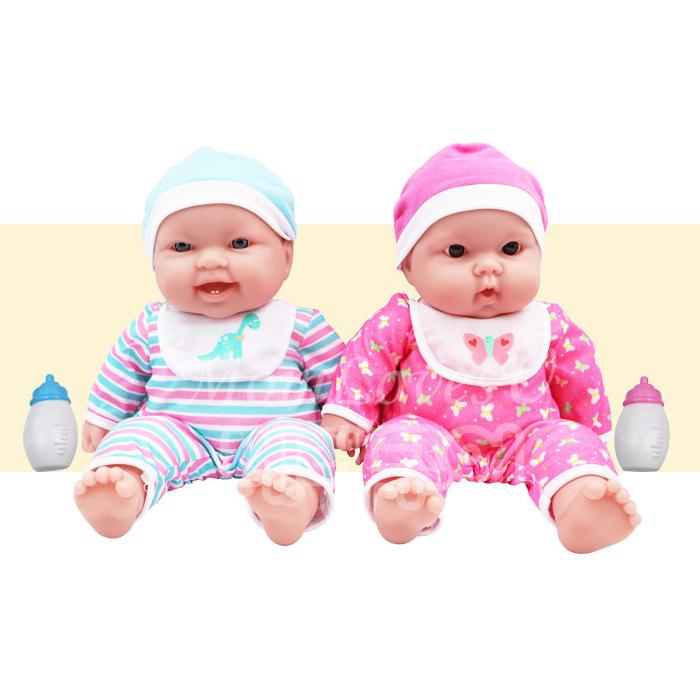 큰 쌍둥이 인형세트 #0